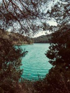 balade autour du lac de Carces